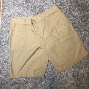 Men's Patagonia Shorts Khaki Organic Cotton